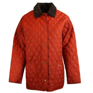 Barbour Liddesdale Terracotta