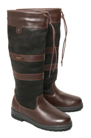 Dubarry Galway Ex-fit black / mahony