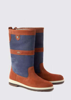 Dubarry Ultima navy/brown